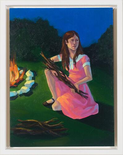 Zoe Hawk, 'Campfire No. 2', 2019