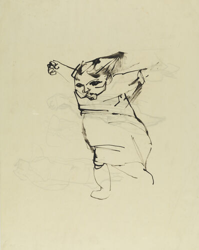 George Fullard, 'Child With Arms Out', Unknown