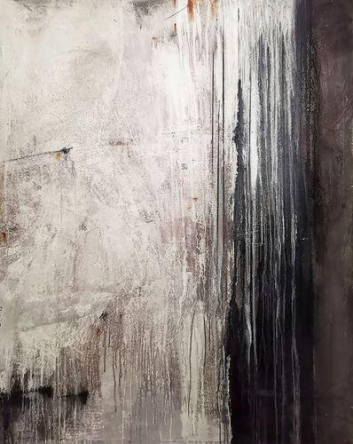 P Gnana, 'Mindful Intrusion', 2015