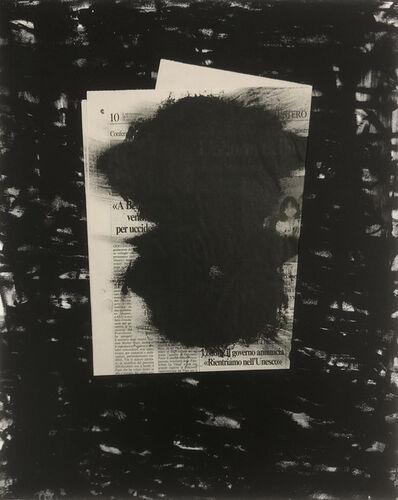 Jannis Kounellis, 'Untitled (Trittico 2)', 1998