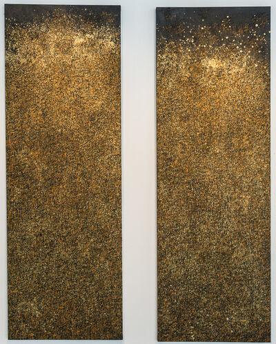 Nasser Al Aswadi, 'Memory 1 & 2 (Diptych)', 2016