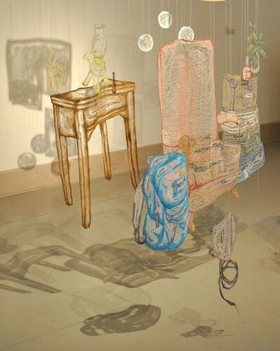 Amanda McCavour, 'Living Room 2', 2014