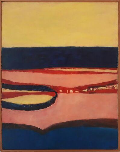 Alberto Teixeira, 'Azul, Rosa, Vermelho e Amarelo', 1970