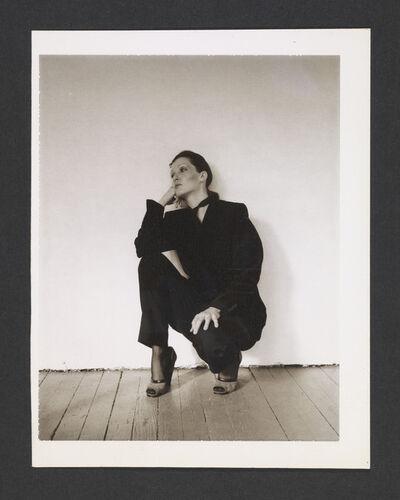 Robert Mapplethorpe, 'Untitled (Nancy Nortia/Dugan)', 1974