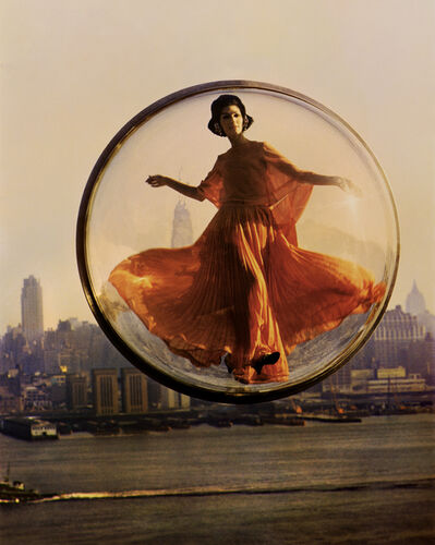 Melvin Sokolsky, 'Over New York', 1963