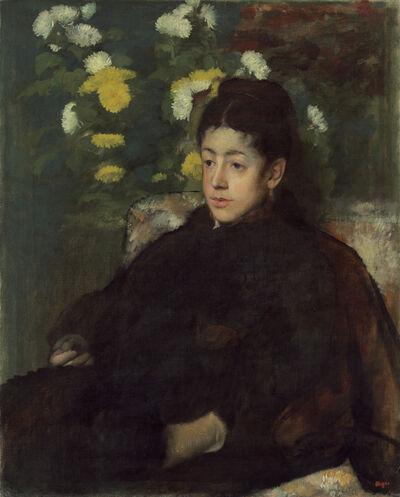 Edgar Degas, 'Mademoiselle Malo', ca. 1877