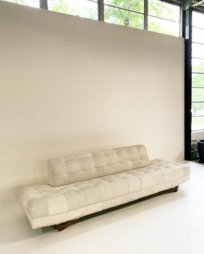Adrian Pearsall, 'Sofa in Brazilian Cowhide', mid 20th century