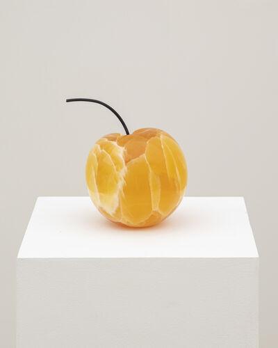 Nevine Mahmoud, 'Peach (made unnatural)', 2019