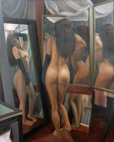 Emily Marie Miller, 'Chamber of Mirrors 2', 2020