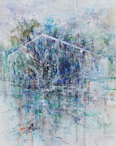 Han Jisoc, 'untitled100929-929001(construction reflected)', 2010