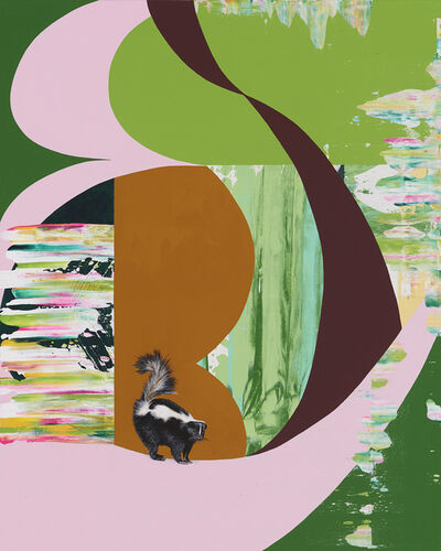 Kara Maria, 'Skunk', 2015