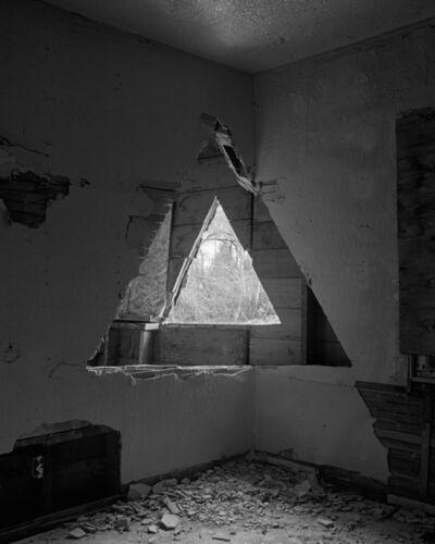 James Nizam, 'Two Triangles', 2014