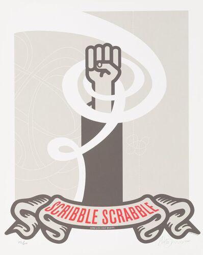 Andy Jenkins, 'Scribble Scrabble', 2005
