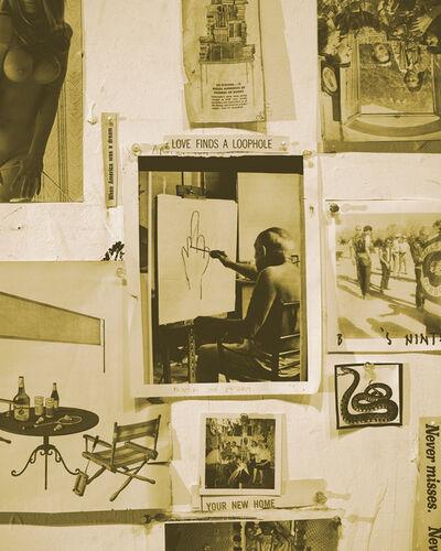 John Copeland, 'Sixteen Years on Johnson Avenue #5', 2014