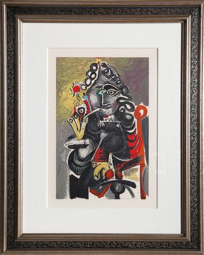 Pablo Picasso, 'Le Cavalier', 1968