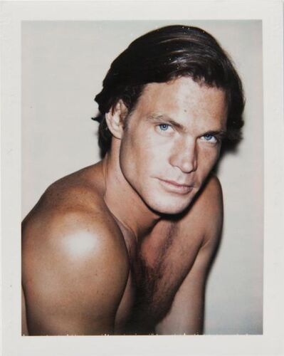 Andy Warhol, 'Andy Warhol, Polaroid Photograph of Joe MacDonald, 1975', 1975