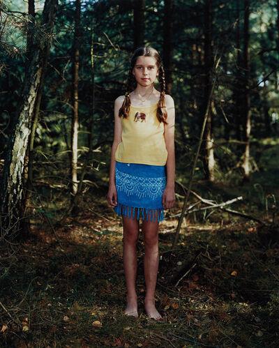 Rineke Dijkstra, 'Nida, Lithuania, July 30', 2000