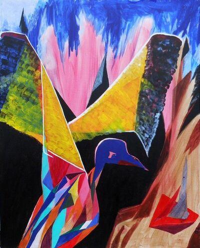 Traute Macom, 'Flying High', 2014