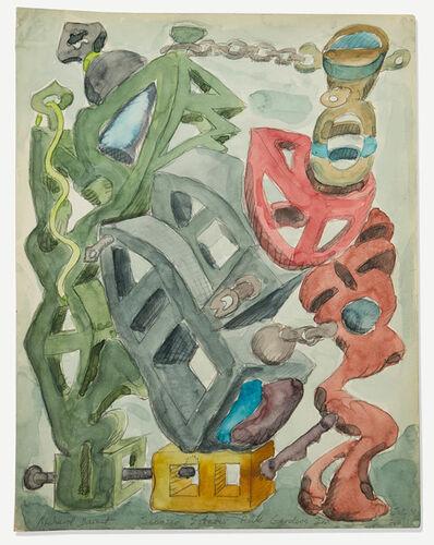 Richard Barnet, 'Sculpture with Chain', 2011