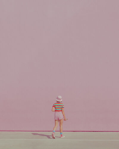 Franck Bohbot, 'Pink Melrose', 2020