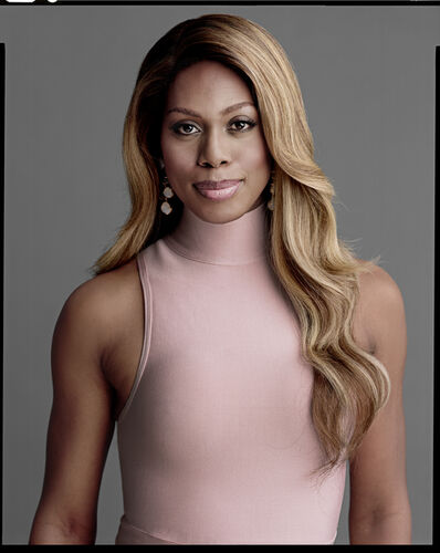 Timothy Greenfield-Sanders, 'Laverne Cox', 2016