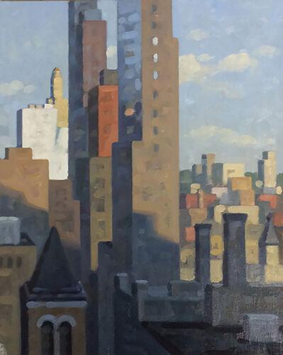 Robert Goldstrom, 'Livingston View', 2017