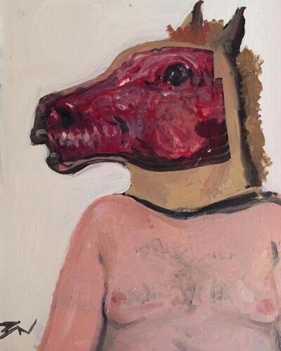 Blake Neubert, 'The Man Called Horse'