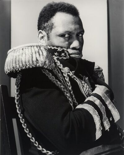 Edward Steichen, 'Paul Robeson as 'The Emperor Jones,' New York', 1933