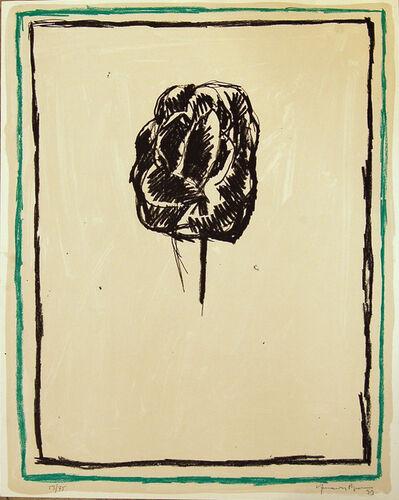 Joan Hernández Pijuan, 'Flor', 1993