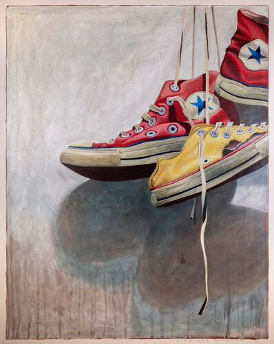 "Santiago Garcia, '""All star Converse""', 2017"