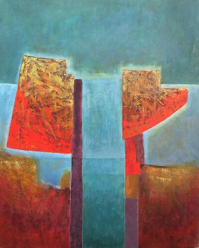 Gonzalo Ribero, 'Shield', 2018
