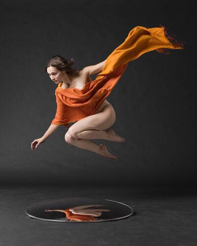 Lois Greenfield, 'Dancer Eileen Jaworowicz', 2007