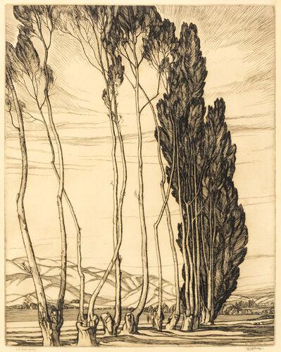Roi Partridge, 'On the Links', 1931