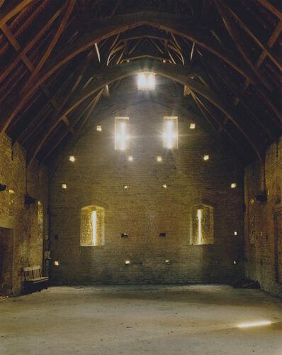 Rut Blees Luxemburg, 'Site for the Final Duel, Barry Lyndon, Pilton Tithe Barn, Somerset, England.', 2016