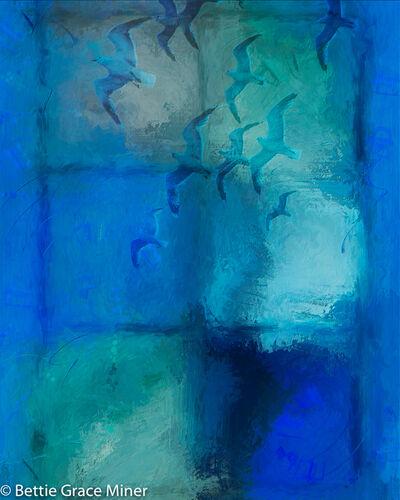 Bettie Miner, 'Sea Birds', 2020