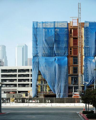 Alex Slade, 'Los Angeles St. and Toyo Mayatake Way, Vibiana Lofts, Holland Partner Group, Vancouver, WA, USA, (8 floor apartment bldg. Total budget $90 million)', 2017