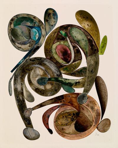 Irving Penn, 'Eel', 1987-1988