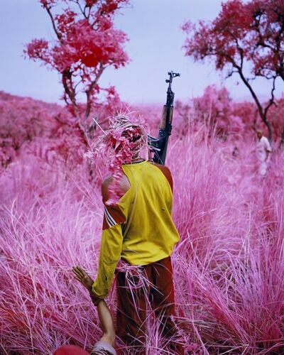 Richard Mosse, 'Drag', 2012
