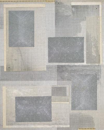 Gwenaël Rattke, 'Four Corners', 2018