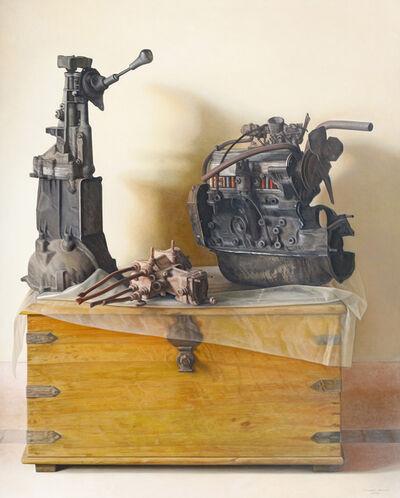 Claudio Bravo, 'Engines', 2009