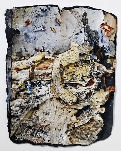 Gerry Bergstein, 'Fragment IV', 2016