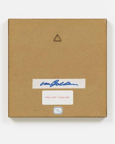 Daan Van Golden, 'Tokyo/ Dyon. (backside)', 2000