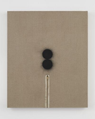 Donald Moffett, 'Lot 020907 (OOI, the dirty zipper)', 2007