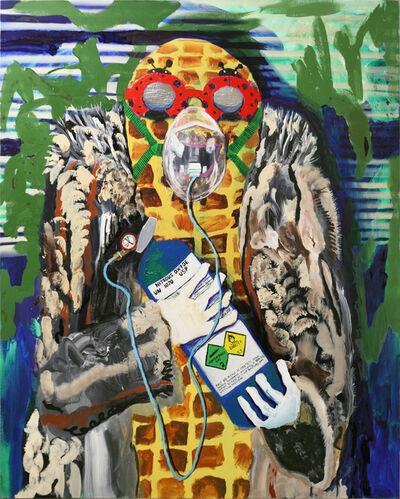Huey Crowley, 'Mr. Peanut Nitrous Huff', 2017