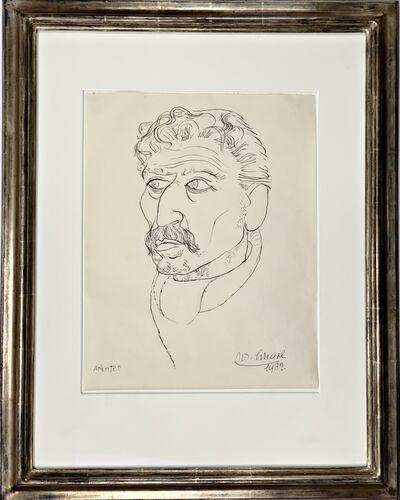 Josef Scharl, 'Arbeiter / Worker', 1932