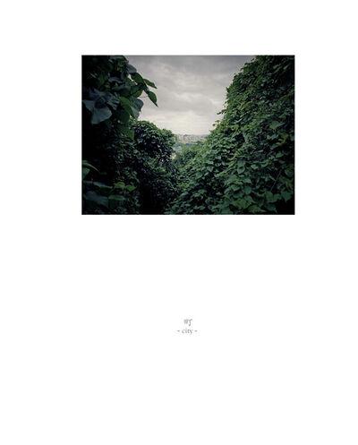 Osamu James Nakagawa, 'city', 2001-2009