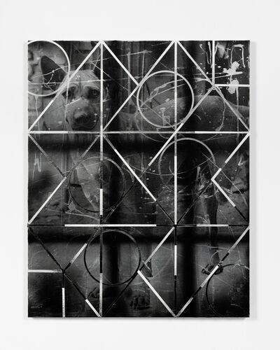 Jason Deary, 'Dog Door', 2021