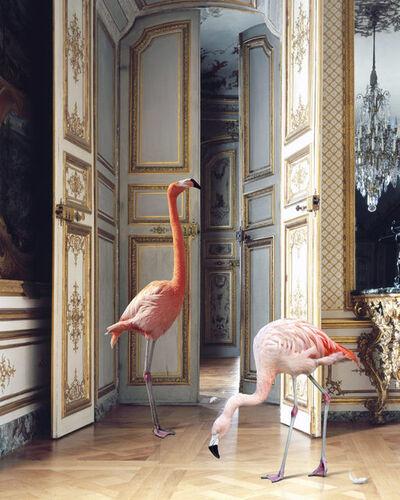 Karen Knorr, 'The Battle Gallery, Château Chantilly', 2020