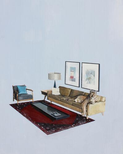 Holly Elander, 'Couch', 2017