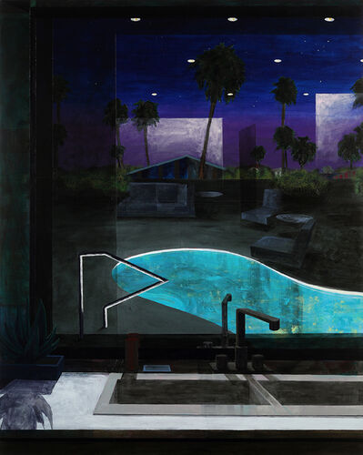 Erik Parra, 'Desert Island Conversation', 2020